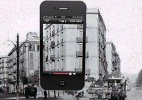 Una aplicación de Android sobre la Barcelona de ayer y de hoy