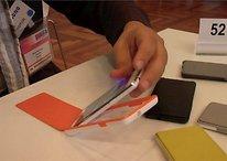 """[Exclusiva] [IFA] Nuevas carcasas de colores llamadas """"Flipcover"""" para el Samsung Galaxy S2"""