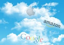 "Los servicios de la ""nube"" - Handy Chart compara Google, Amazon y Apple"
