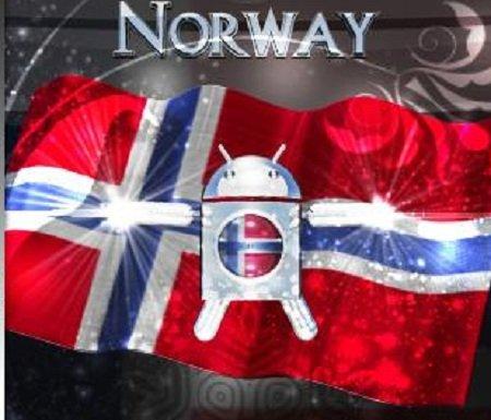 Android norge noruega norway