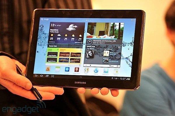 samsung galaxy note 10.1 tablet