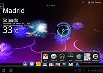 ADW Launcher EX, el amigo de los tablets