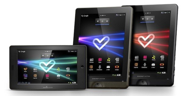 Tablets Android de Low Cost