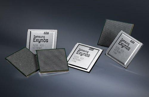 Exynos 5250 Samsung Soc