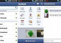 Primeras impresiones de la nueva actualización de Facebook