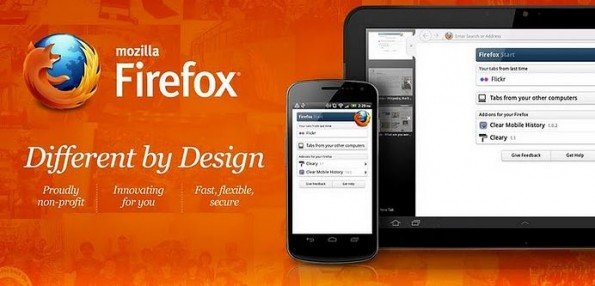 firefox 10 android market