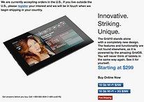 Fusion Garage (Tabco) lanza su tablet con un precio bastante competitivo $299