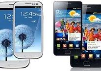 Dos nuevas bombas de Samsung: Galaxy S3 Mini y Galaxy S2 Plus