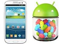 Samsungs Galaxy S3 e S2 recebem atualização para Jelly Bean em outubro