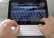 [Vídeo] Un pequeño análisis del teclado para el Samsung Galaxy Tab 10.1