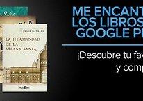 Google Play Books ha llegado a España