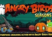 ¡Halloween llega a Angry Bird!