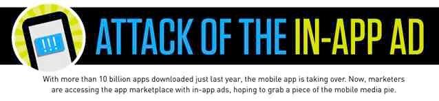 publicidad en las apps