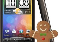 HTC Desire recibe la actualización a Android 2.3