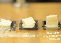 La mantequilla no engaña - ¿sobrecalentamiento del SGS2?