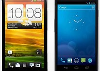 HTC One X+ vs Galaxy Nexus: ¿Quién es el buque insignia de Android?