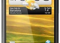 Primera imagen oficial del HTC One X