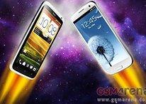 HTC One X vs Samsung Galaxy S3: Comparação das baterias