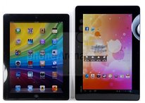 Comparaison : Transformer Prime vs iPad 2
