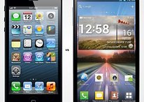 iPhone 5 vs LG Optimus 4X HD - La comparación defintiva y objetiva