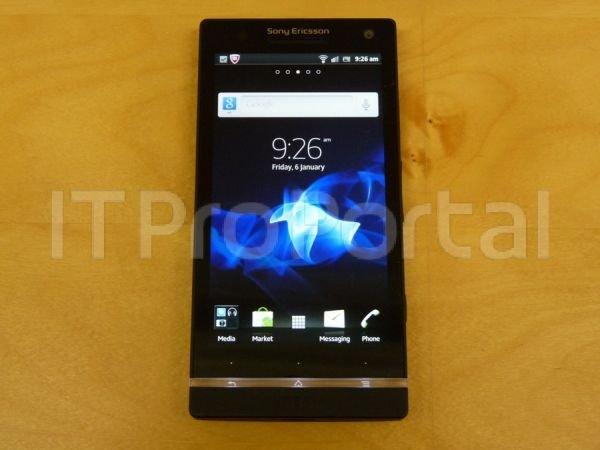 Sony Ericsson Nozomi Xperia HD
