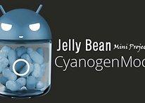 Jelly Bean para Sony Xperia X8 y X10 Mini gracias a CyanogenMod 10