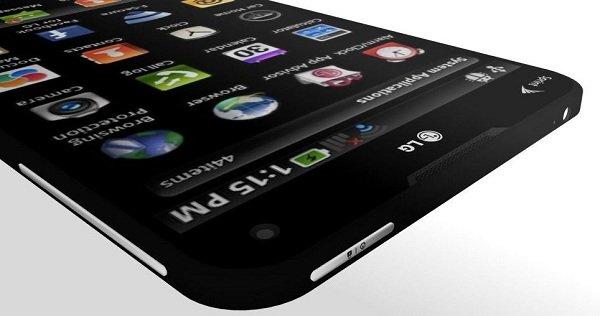 LG 5 pulgadas smartphone