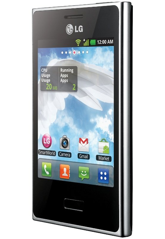 LG e400 android sueco sueca svenska