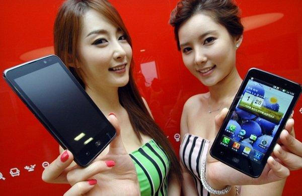 LG Optmius LTE