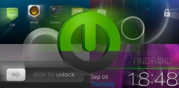 Pantalla de bloqueo Android MagicLocker