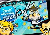 Mariano Ninja llega a Android