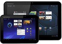 Motorola lanzará dos tablets más antes de finales de año