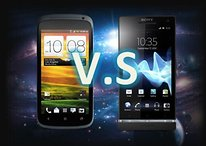 HTC One S vs Sony Xperia S
