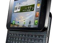 """LG Optimus Q2 - Teléfono de Android de 4"""" con Tegra 2 y teclado físico"""