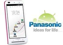 Los smartphones de Panasonic de la mano de Android
