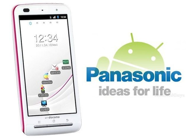 Panasonic Android