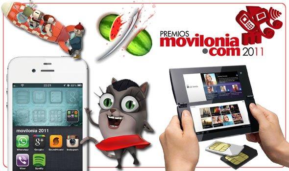 Premios movilonia 2011