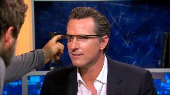 google glass entrevista sergey brin