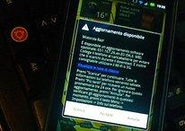 Actualización del Motorola RAZR en España