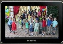 [Vídeos] El Galaxy Tab 10.1 y el cumpleaños