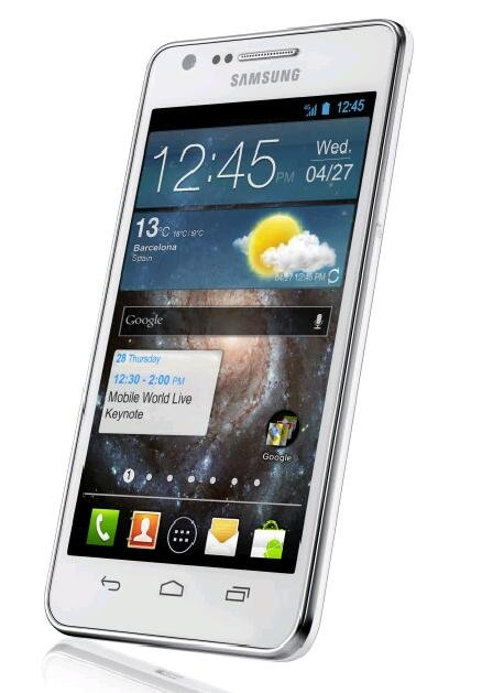 Samsung un Galaxy S2 Plus SGS2+