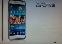 """La pantalla del Galaxy S3 será HD 720p de 4.6"""" con Super AMOLED Plus"""
