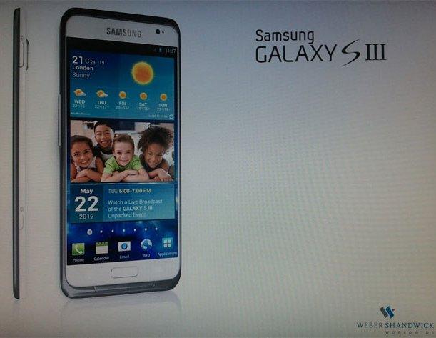 Samsung Galaxy S3 SIII