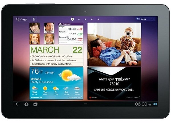 actualizacion ics Samsung Galaxy Tab 10.1, 8.9, 7.7, and 7.0 Plus