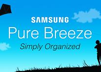 Samsung trae una nueva interfaz de usuario para Android: Pure Breeze
