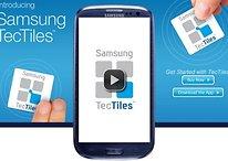Samsung TecTiles: al más puro estilo Apple, la copia de Sony SmartTags