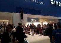La guerra de patentes entre Samsung y Apple continúa - Retiran el Samsung Galaxy Tab 7.7 de la IFA