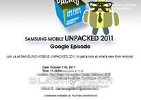 [Rumor] Ice Cream Sandwich se presentará el 11 de octubre, aquí tenemos el primer vídeo que nos muestra la interfaz de usuario en un Google Nexus S