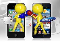 Declaración oficial de Samsung vs Apple en Mannheim