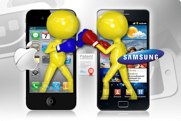 Samsung vs Apple Mannheim